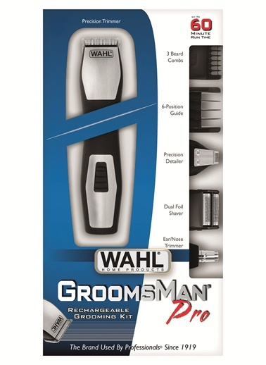 9855-1216 Groomsman Pro Traş Makinesi-Wahl